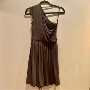BRAND NEW w/ Tags Max & Cleo One Shoulder Dress